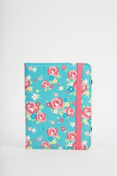 Floral E-Reader Case