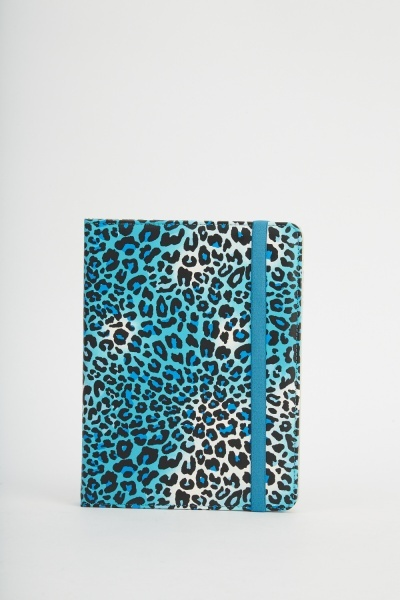 Leopard Printed Tablet Case