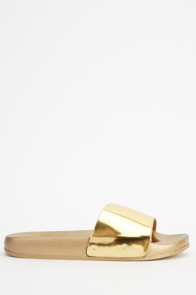 Metallic Sliders