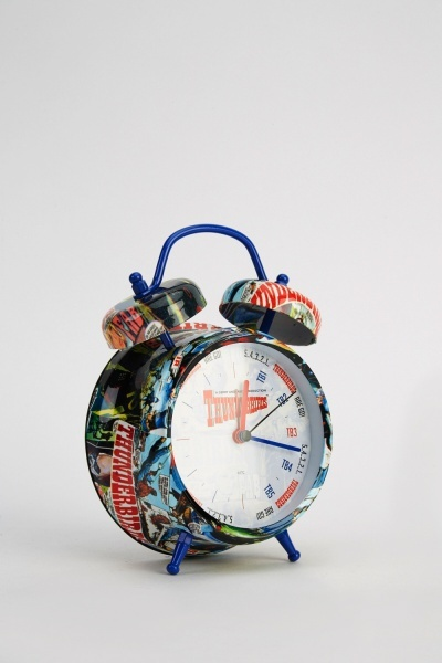 Thunderbirds Alarm Clock