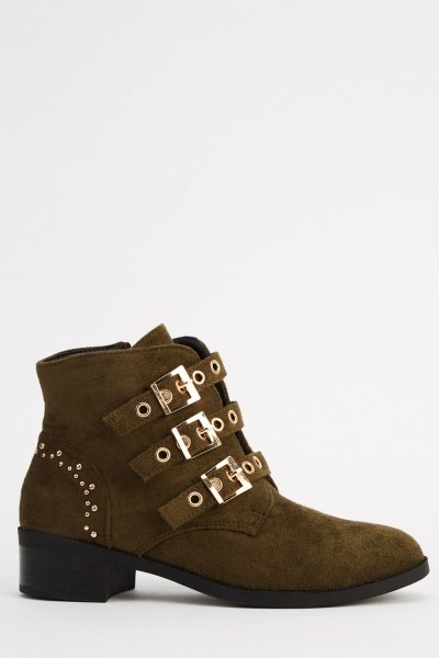Sergio Todzi Suedette Ankle Boots