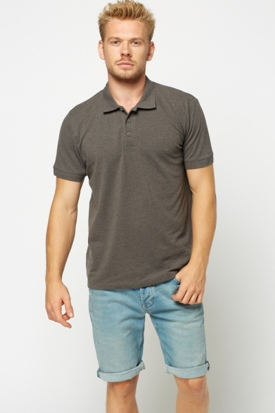 Short Sleeve Polo T-Shirt