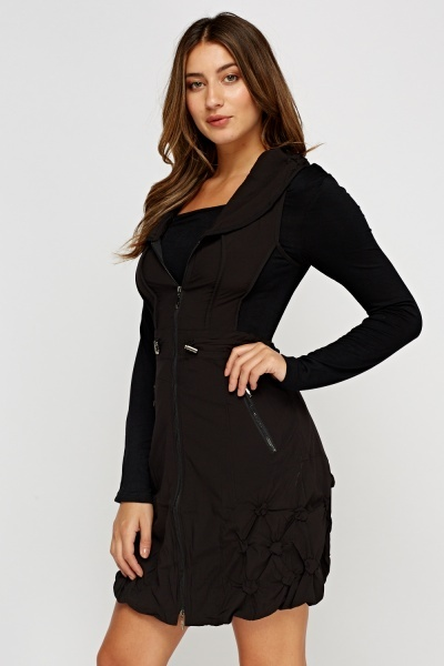 2 In 1 Dress And Jacket Set