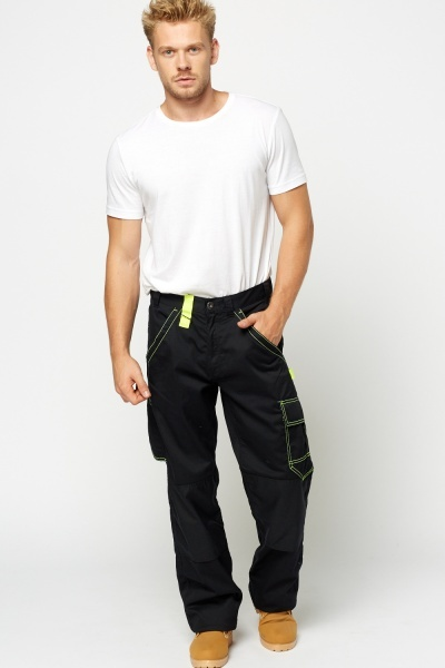 Protective Mens Work Trousers