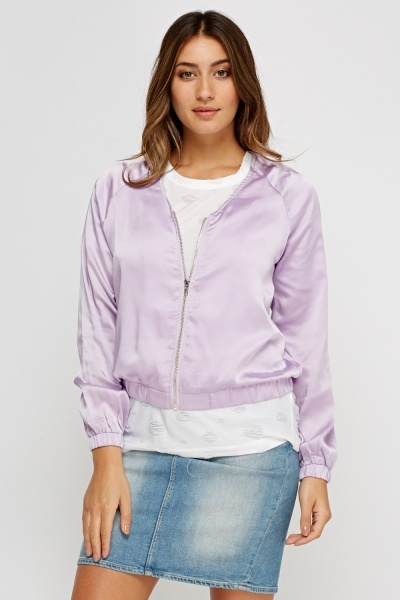 Sateen Light Weight Jacket