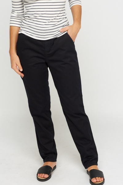 Boyfriend Chino Trousers