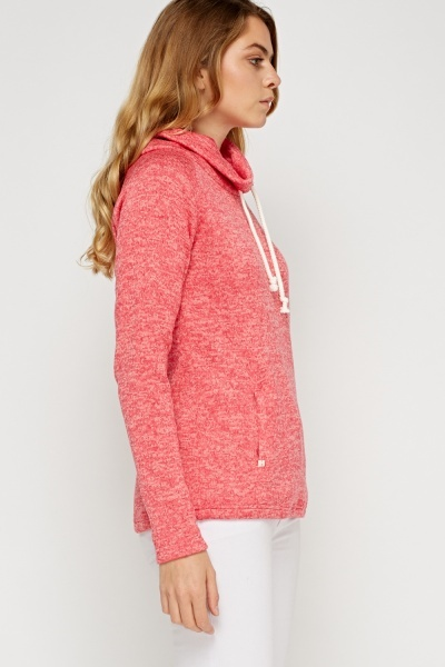 Speckled Pink Jumper