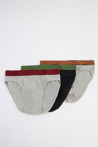 Pack Of 3 Boxer Briefs