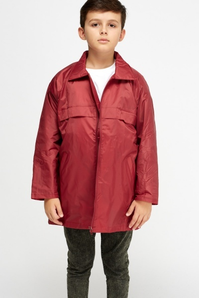 Casual Waterproof Jacket