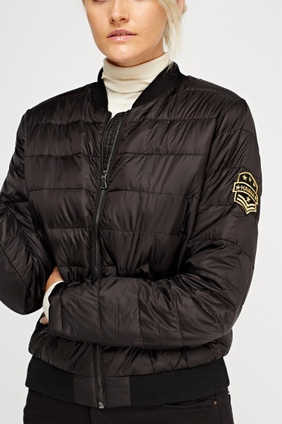 Casual Puffa Jacket