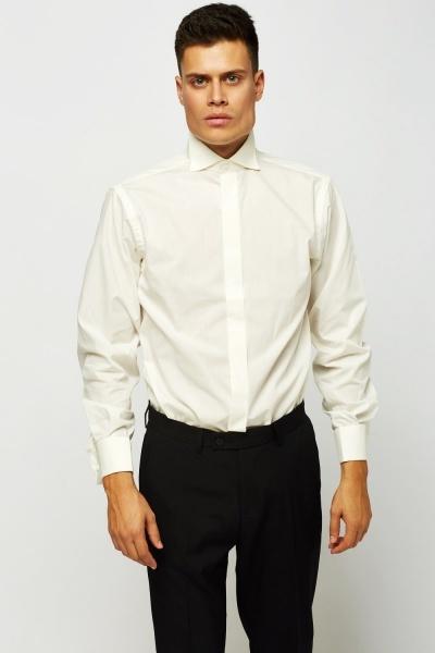 Formal Ivory Shirt