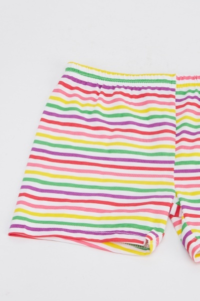 Cbeebies Top And Shorts Set