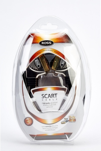 Ross Scart Cable