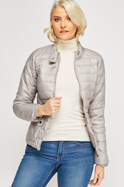 Quilted Puffa Jacket