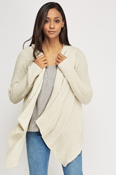Waterfall Speckled Cardigan