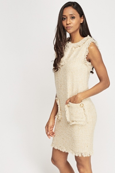 Woven Sleeveless Dress