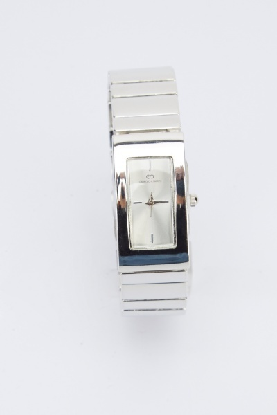 Small Face Metal Watch