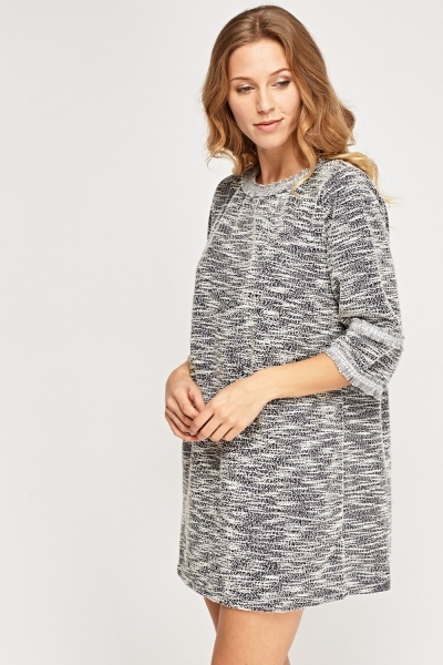 Bobble Knitted Dress