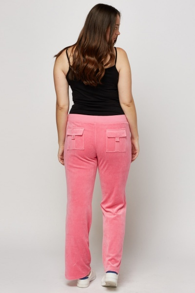 Juicy Couture Pink Plumeria Smashball Pants