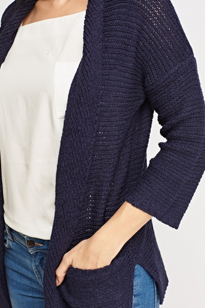 Loose Knit Cardigan