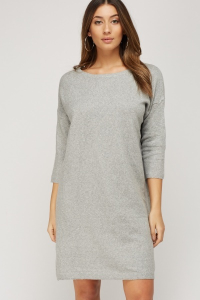 Knitted Basic Dress