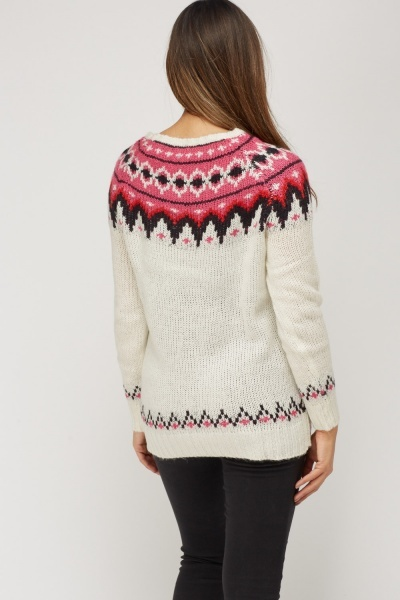 Knitted Casual Jumper