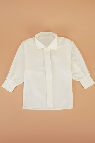 Boys Long Sleeve Formal Shirt