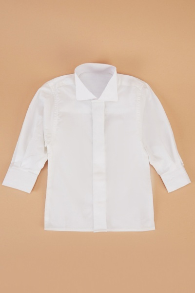Boys Long Sleeve Formal Shirt