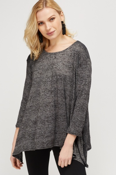 Asymmetric Speckled Top