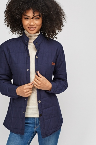 Padded Casual Jacket
