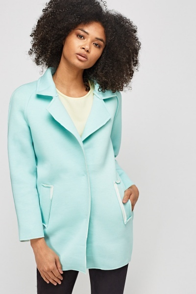 Casual Long Jacket