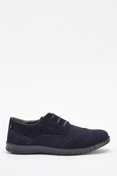 Mens Casual Brogues