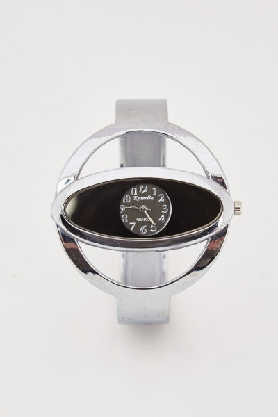 Oval Small Face Watch