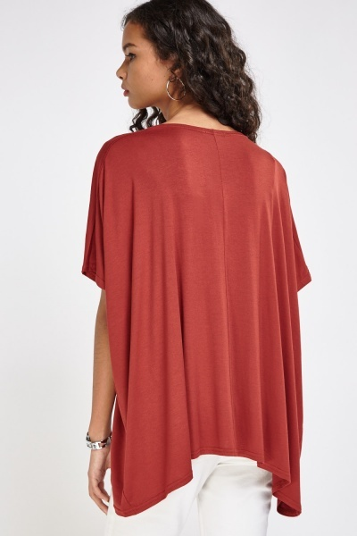 Batwing Sleeve Thin Knit Cardigan