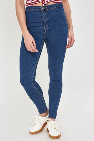 Denim Slim Leg Jeans