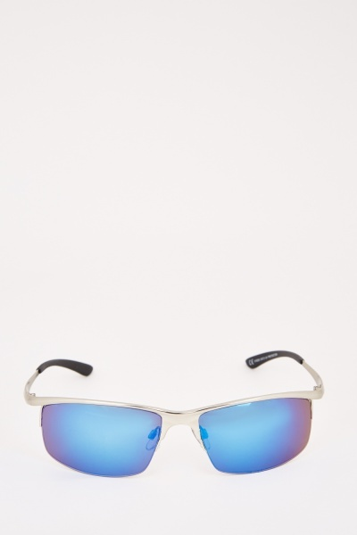 Classic Mirrored Sunglasses