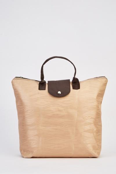 Foldable Classic Shopper Bag