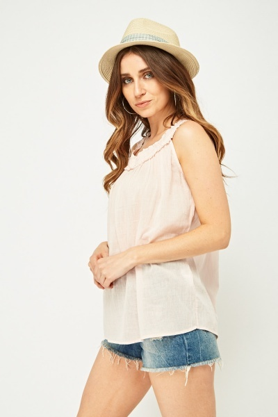 Casual Smock Top