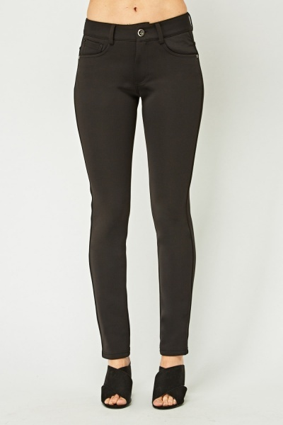 Low Rise Skinny Jeggings