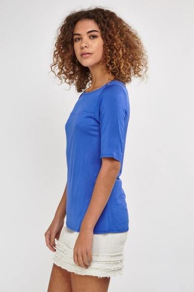 Basic 3/4 Sleeve Top