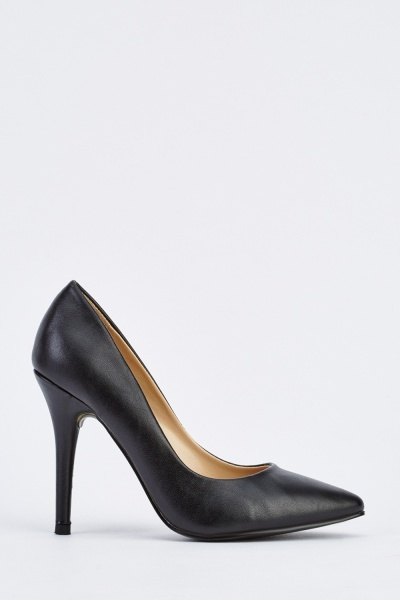Pointy Toe Court Heels