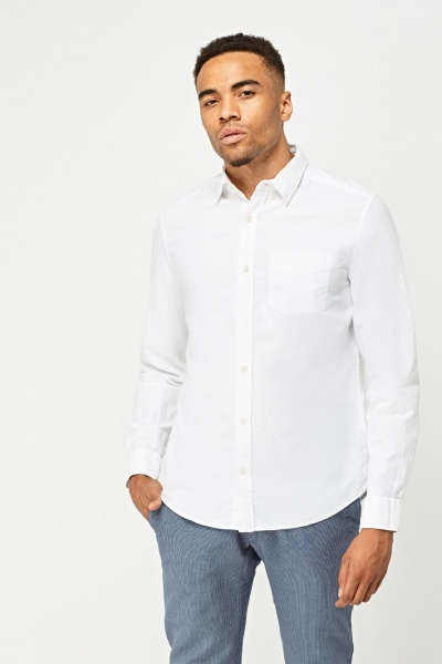 Regular Fit Mens Shirt