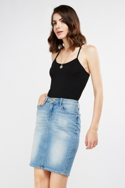 Basic Cross Back Cami Top