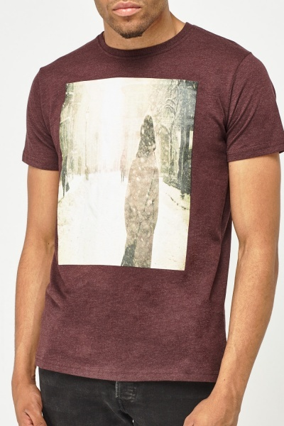 Mens Crew Neck T-Shirt