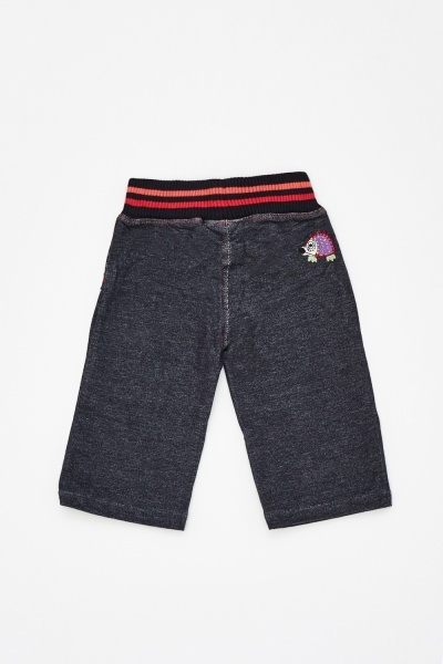 Applique Girls Trousers