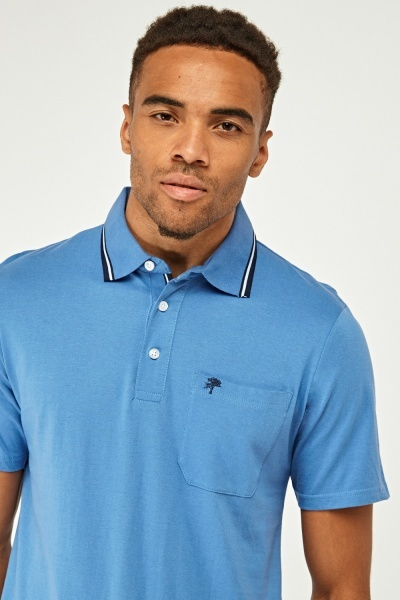 Single Pocket Front Polo