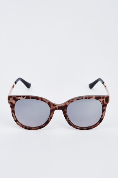 Tortoise Brown Sunglasses