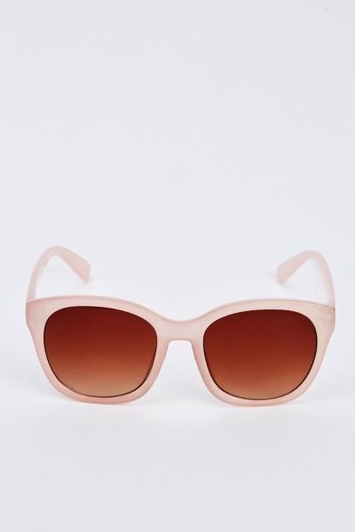 Wayfarer Light Pink Sunglasses