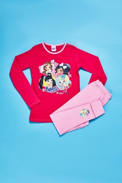 Bratz Graphic Pyjama Set