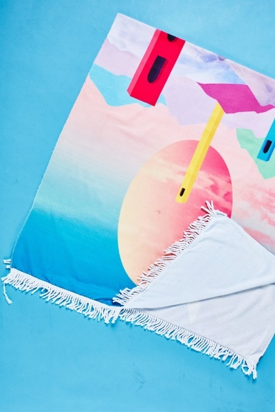 Printed Beach Towels